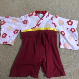 ベルメゾン(ベルメゾン)のベビー 袴 70(和服/着物)