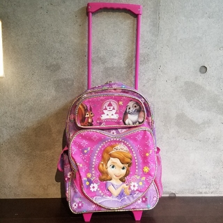 Disney - プリンセスソフィア⭐スーツケース⭐定価7,000円