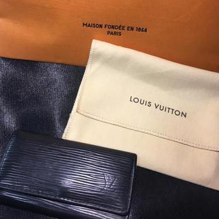 ルイヴィトン(LOUIS VUITTON)のLOUIS VUITTON エピ キーケース(キーケース)
