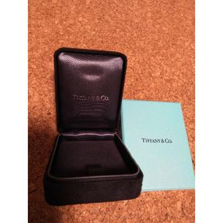 ティファニー(Tiffany & Co.)の【TIFFANY&Co】ネックレスケースと外箱セット(ネックレス)