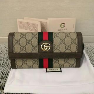 Gucci - 新品未使用【GUCCI】 グッチ 長財布