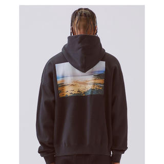 FEAR OF GOD - Fear Of God Essentials Photo Pullover