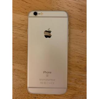 アップル(Apple)のiPhone6s 64ギガ シルバー(スマートフォン本体)