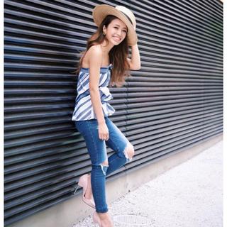エイミーイストワール(eimy istoire)のeimy jeans(デニム/ジーンズ)