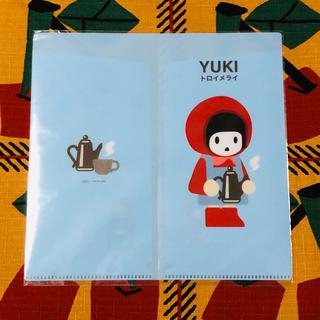 スリープ(Sleep)の未開封  YUKI  「トロイメライ」特典 ゆきんこチケットホルダー  非売品(ミュージシャン)
