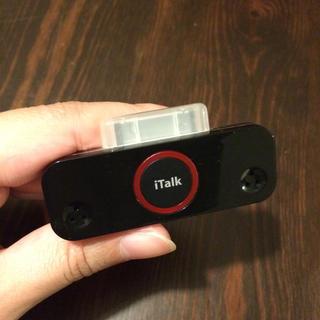 GRIFFIN iTALK Pro iPod用マイク