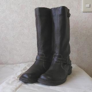 ミディアムブーツ(ブーツ)