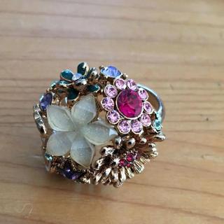リング 指輪 お花(リング(指輪))