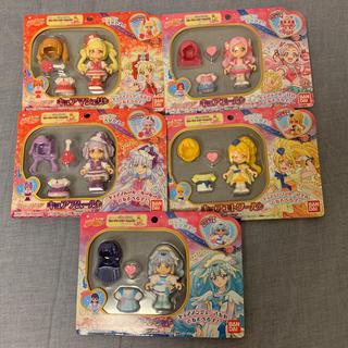 バンダイ(BANDAI)の新品プリキュアプリコーデドール5セット(ぬいぐるみ/人形)