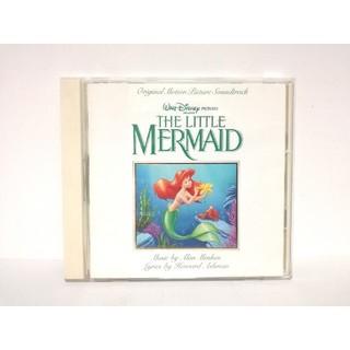 Disney - 【美品】ディズニーアニメ『リトルマーメイド』オリジナルサウンドトラック/国内廃盤