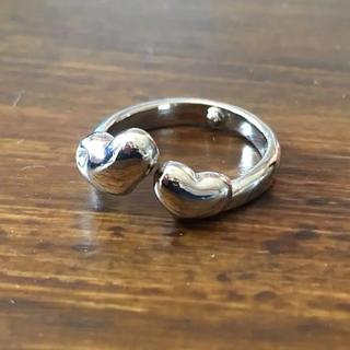 リング ハートモチーフ 指ツボ(リング(指輪))