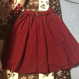 ウィゴー(WEGO)のスカート (ひざ丈スカート)
