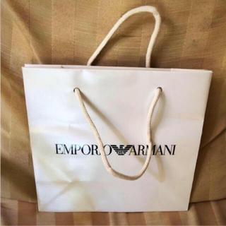 エンポリオアルマーニ(Emporio Armani)のアルマーニショップ袋(ショップ袋)