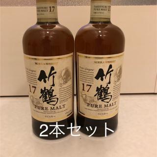 ニッカウイスキー(ニッカウヰスキー)の竹鶴17年(ウイスキー)