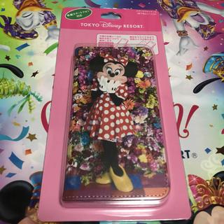 Disney - 【新品】イマジニングザマジック ミニー  スマートフォンケース