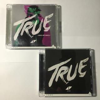 Avicii TRUE 2枚セット 輸入盤 アヴィーチー  トゥルー EDM(クラブ/ダンス)