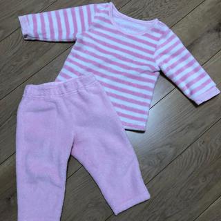 ユニクロ(UNIQLO)のパジャマ 80 起毛(パジャマ)