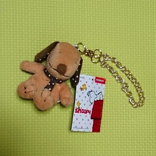 USJ Peanuts Snoopy スヌーピー/ゴールドチェーン付き🐶❤