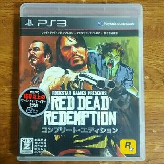 プレイステーション3(PlayStation3)の[PS3]RED DEAD REDEMPTION レッドデッドリデンプション(家庭用ゲームソフト)