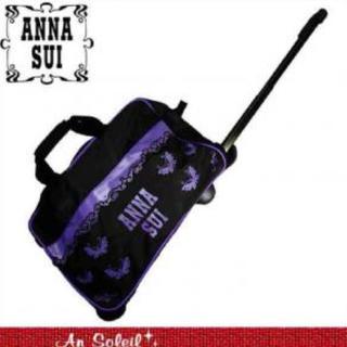 アナスイ(ANNA SUI)の新品 レア ANNA SUI 2way キャリーバッグ ♡(スーツケース/キャリーバッグ)