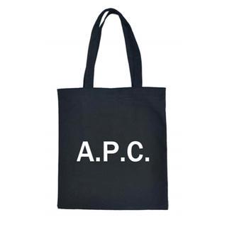 アーペーセー(A.P.C)のA.P.C.(アーペーセー)、トートバッグ黒(トートバッグ)