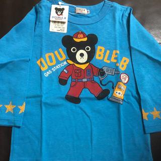 ダブルビー(DOUBLE.B)のダブルB 長袖Tシャツ 100cm(Tシャツ/カットソー)