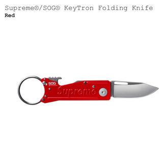 Supreme - SOG KeyTron Folding Knife