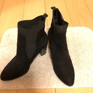 ジーユー(GU)のショートブーツ(ブーツ)