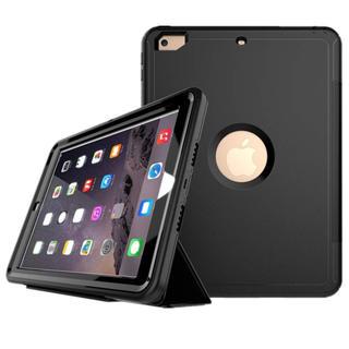 iPad 9.7 ケース アイパッドケース 全面保護 生活防水(iPadケース)