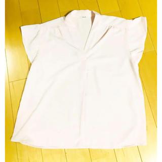 シマムラ(しまむら)のブラウス ピンク(シャツ/ブラウス(半袖/袖なし))