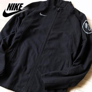 ナイキ(NIKE)の美品 Lサイズ NIKE ナイキ メンズ ジャージ/ジャケット ブラック(その他)