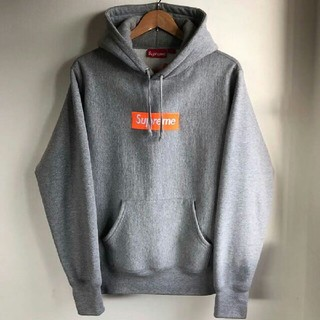 Supreme - Supreme Box Logo Hooded Sweatshirt