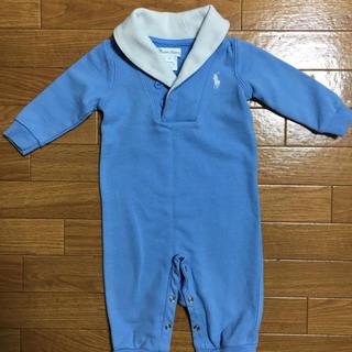 ラルフローレン(Ralph Lauren)のラルフローレン ロンパース  60 ベビー服 (ロンパース)