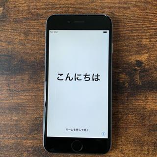 アップル(Apple)のiPhone 6 Space Gray 64 GB docomo 本体(スマートフォン本体)