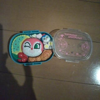 ドキンちゃんのお弁当箱おままごとおもちゃ こんちゃんさん様専用品(おもちゃ/雑貨)