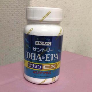 新品サントリー  DHA & EPA +セサミン EX オリザプラス(ビタミン)