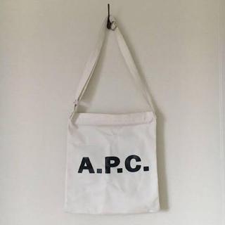 アーペーセー(A.P.C)のA.P.C ショルダー トートバック(トートバッグ)