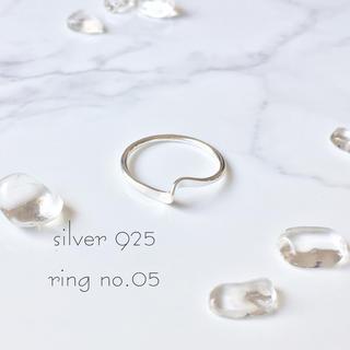 新品シルバー925☆ひねりリング☆(リング(指輪))