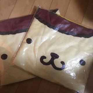サンリオ - 大きい☆二枚セット☆未使用☆ポムポムプリン☆タオルケット