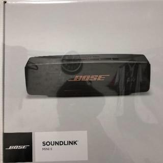 ボーズ(BOSE)のbose soundlink miniⅡ(スピーカー)