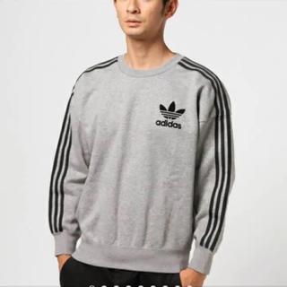 アディダス(adidas)のアディダスオリジナルス スウェット スリーライン(スウェット)