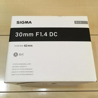 シグマ(SIGMA)のSIGMA Art 30mm F1.4 for NIKON(レンズ(単焦点))