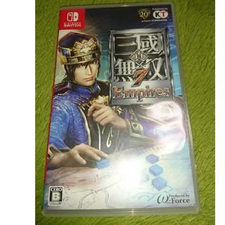 ニンテンドースイッチ(Nintendo Switch)のswitch 三國無双 7 Empires(携帯用ゲームソフト)
