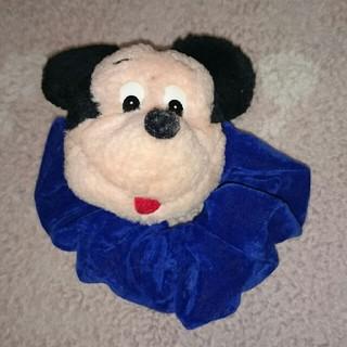 ディズニー(Disney)のミッキーマウス ヘアゴム(ヘアゴム/シュシュ)
