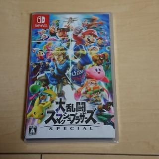ニンテンドースイッチ(Nintendo Switch)のスマッシュブラザーズ Switch(家庭用ゲームソフト)