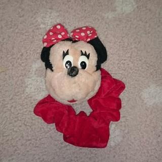 ディズニー(Disney)のミニーマウス ヘアゴム(ヘアゴム/シュシュ)