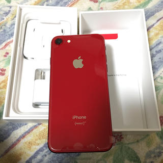 Apple - SIMフリー iPhone8 64GB Red