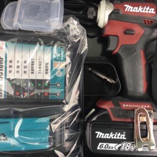 Makita - 新品/未開封マキタ 充電式インパクトドライバーTD171DRGX 18v