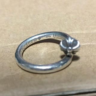 クロムハーツ(Chrome Hearts)のクロムハーツ ネイルリング 19号(リング(指輪))