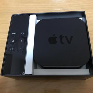Apple - 【美品】AppleTv 32GB 第4世代  動作保障品!